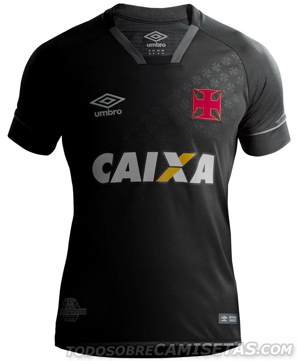 Tercera camiseta Umbro de Vasco da Gama 2017-18  fdf53873747d3