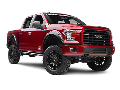 2015 2016 f 150 upgrade shop americanmuscle free. Black Bedroom Furniture Sets. Home Design Ideas