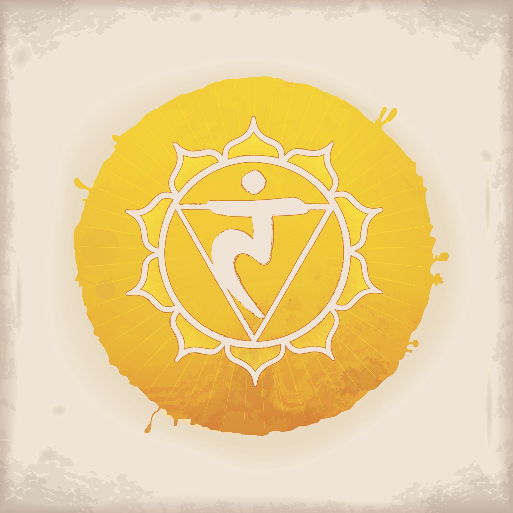 Nuestro Tercer Chakra Es El Centro De Poder Desde Donde Afirmamos Nuestra Individualidad Construimos Nuestr Chakra Del Plexo Solar Plexo Solar Tatuaje Chakras