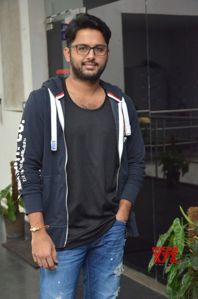 Nithin Stills From Lie Movie Interview Social News Xyz Actor Photo Actors Interview