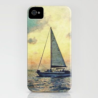 Sailing Along  by A.W.Photography By Jessica Palotas #tech #iphone4