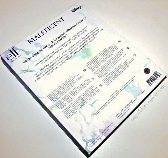 ELF Disney Villains Maleficent Look Book Swatches, Review & FOTD http://blushingnoir.com/2014/05/elf-disney-villains-maleficent-look-book-swatches-review-fotd/ #MakeupCafe