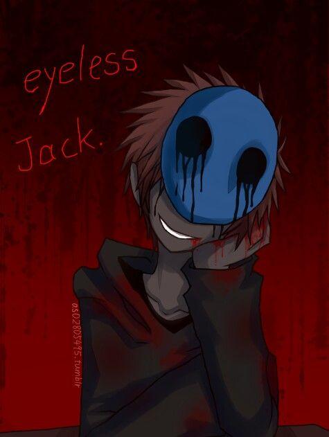 Day 1 Favorite Creepypasta Eyeless Jack Creepypastachallenge