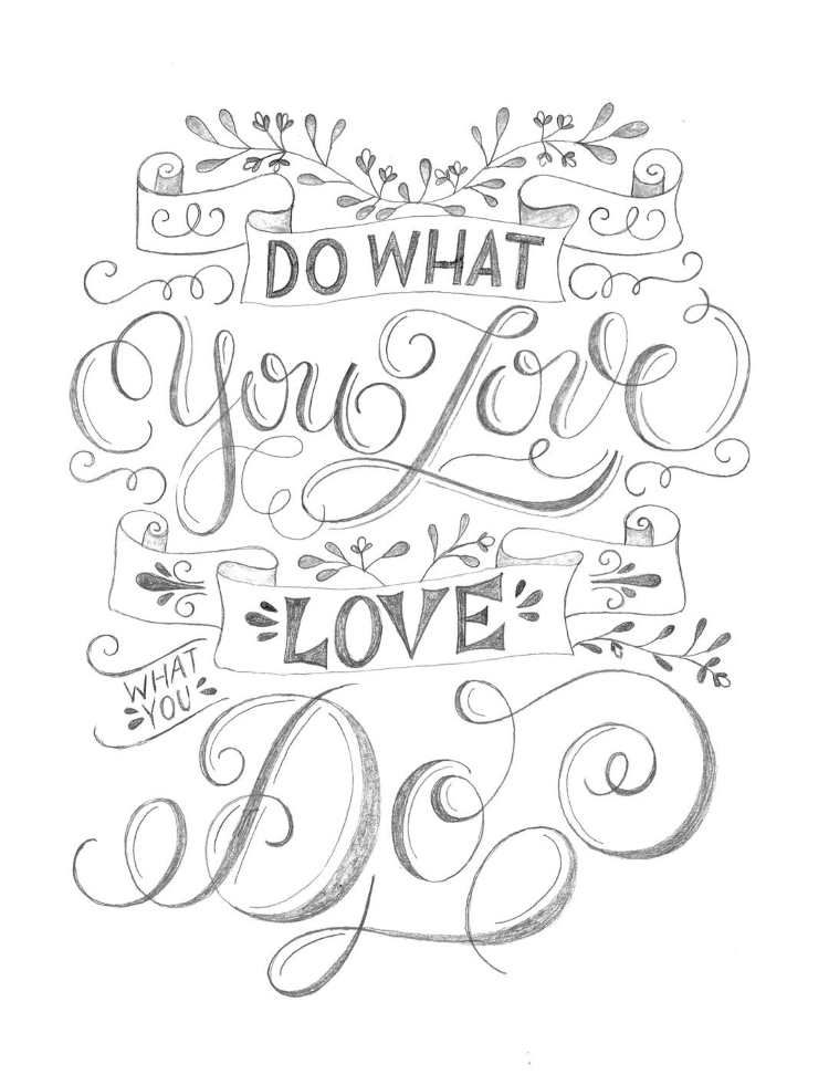 Photo of Letter Lovers: sandra_graphics as guest in the lettering interview