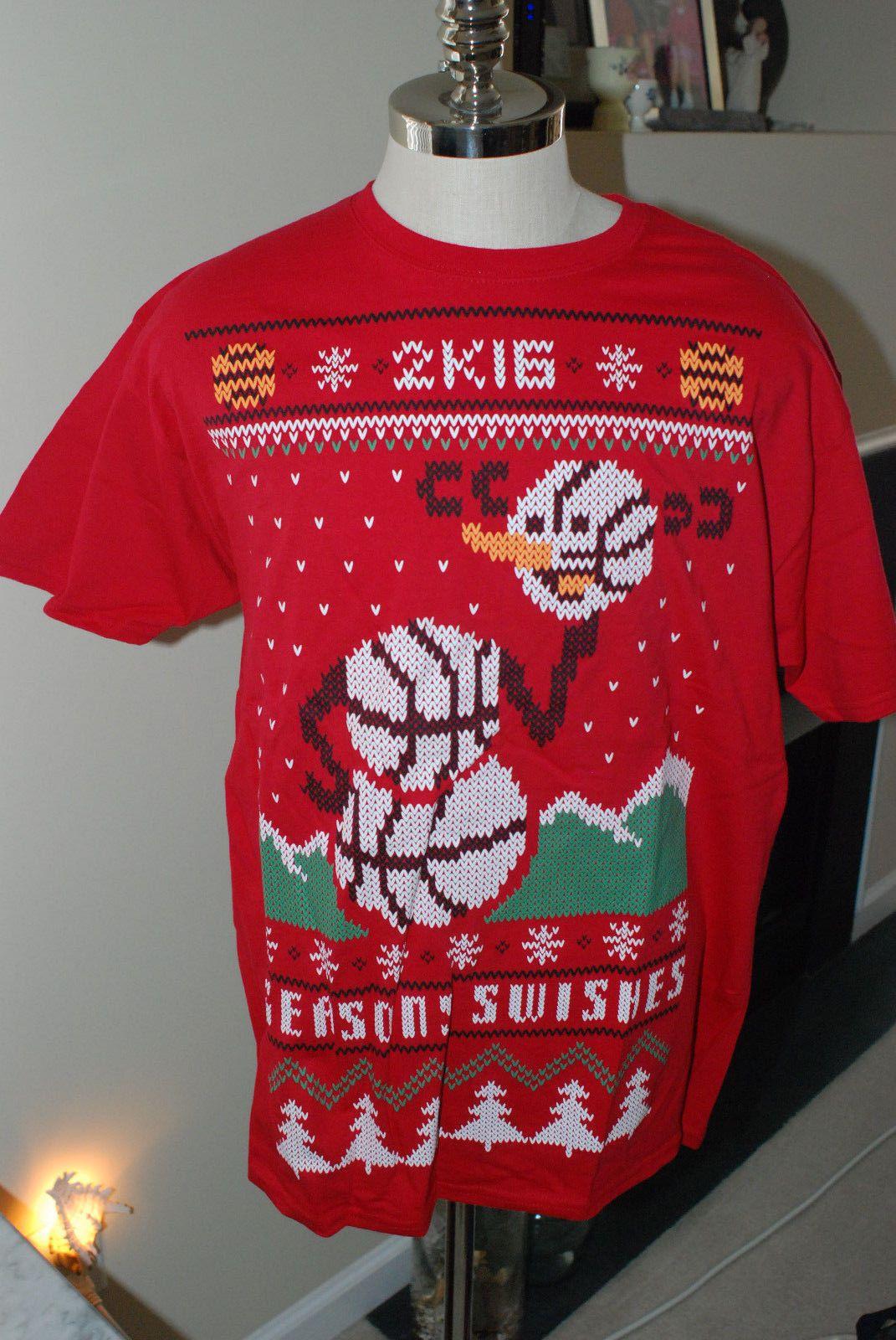 Nba 2k16 Promo Ugly Christmas Sweater Style Nba Promo Style