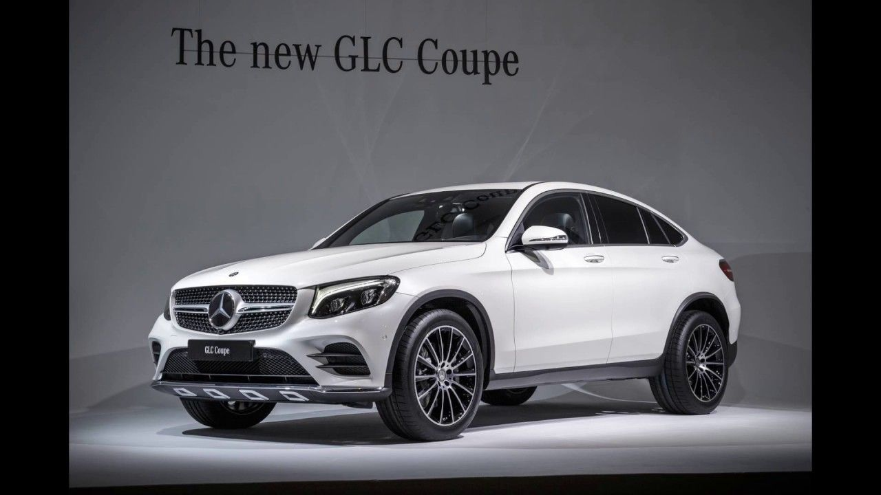 2020 Mercedes Glc Coupe New Design And Drive Experience With