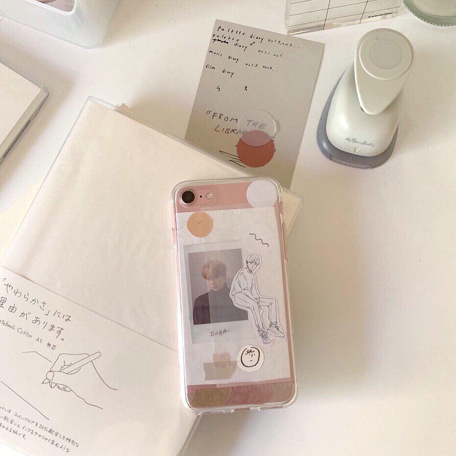 #bts #yoongi #kpopphonecase (With images) | Aesthetic ...
