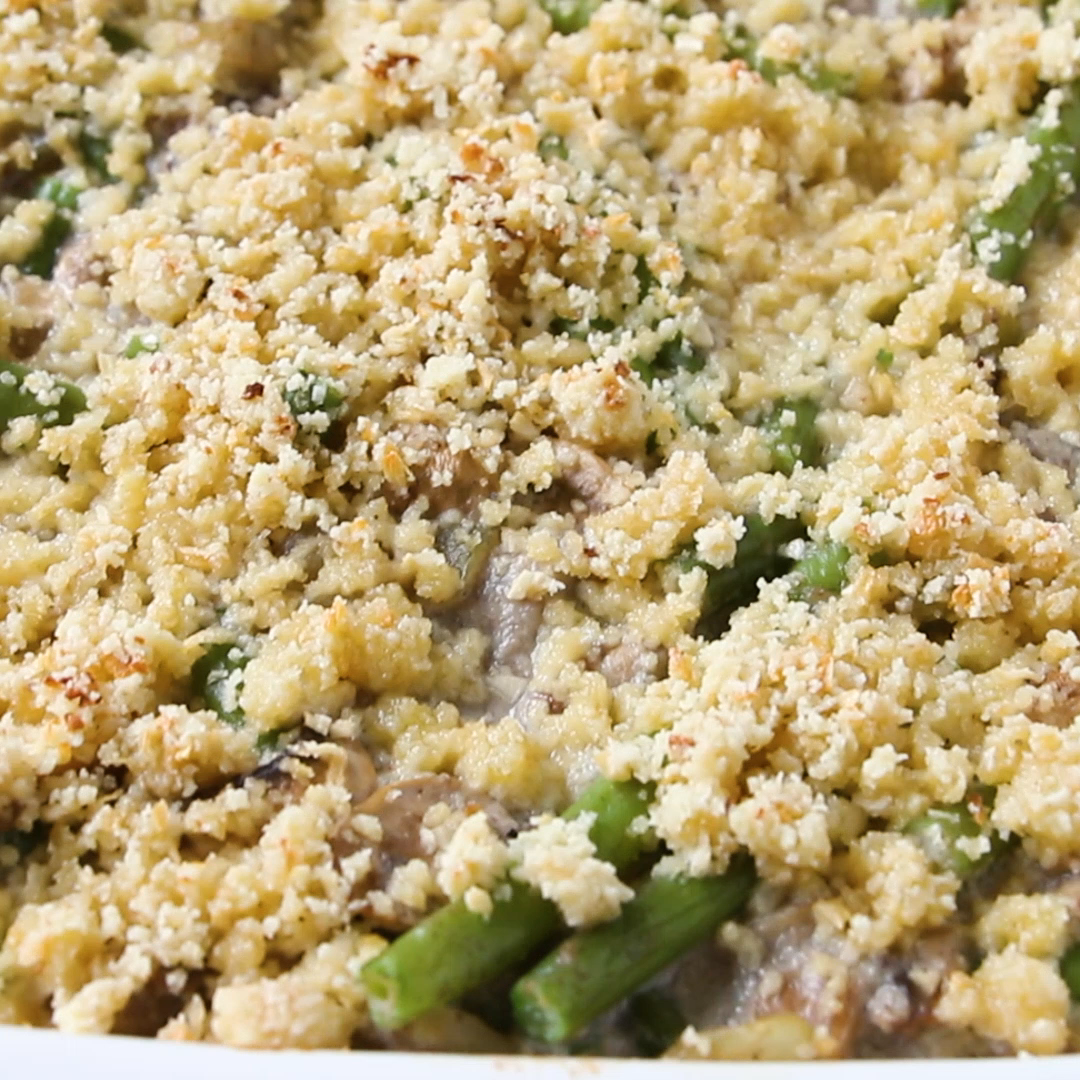 Low Carb Gluten-free Green Bean Casserole Recipe (Quick & Easy) images