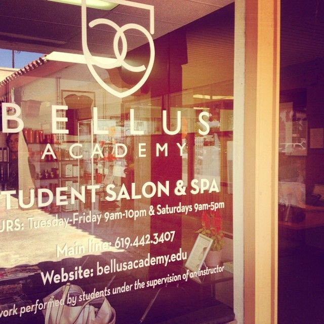 Bellus Academy in El Cajon, our Alchemist teaches students about aromatherapy and essential oils in skincare