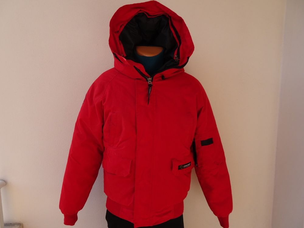 Canada Goose Ebay >> Canada Goose Vintage Expedition Parka Authentic Down Jacket Size
