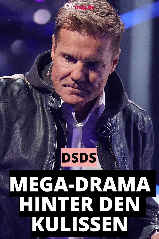 Dsds Mega Drama Hinter Den Kulissen In 2021 Dsds Dieter Bohlen Hinter Den Kulissen