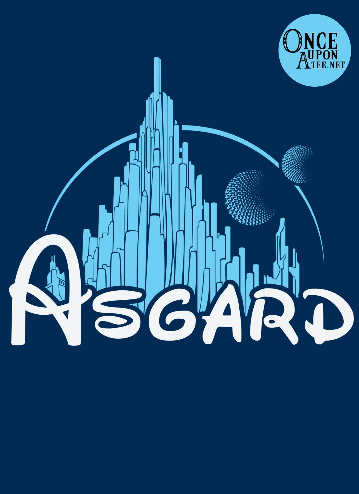 """Asgard"" is the happiest place in the realm. I am Thor of Asgard!"