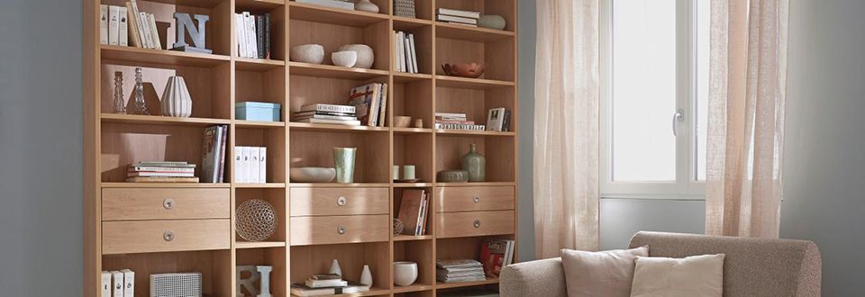 Comment Fabriquer Une Bibliotheque Sur Mesure Lapeyre Bibliotheque Sur Mesure Decoration Maison Fabriquer Une Bibliotheque