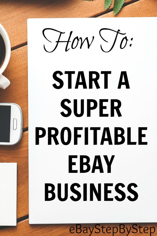 how to start an ebay business starting an ebay business is a great way to make money from home check out bolo items tips tricks and more