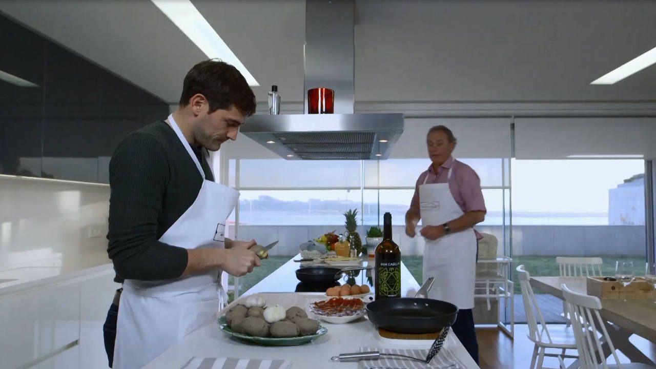Asi Es La Casa De Iker Casillas Y Sara Carbonero En Oporto Rtve Es Oporto Iker Casillas Carbonero