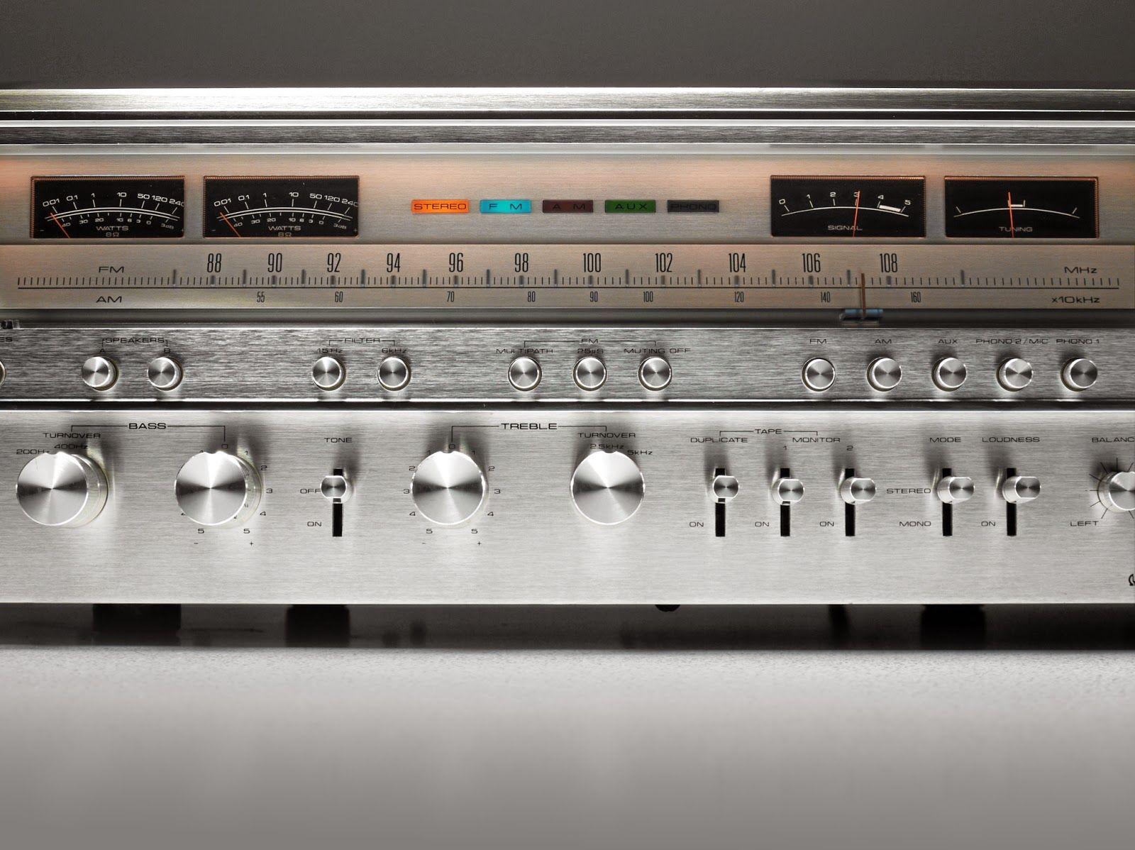 Pioneer Sx 1080 An Audio Classic Gadgets Amp Gear