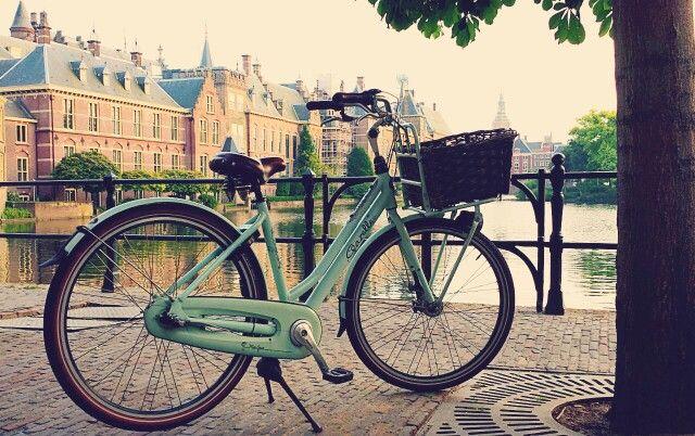 "My Bike ""Miss Grace"""