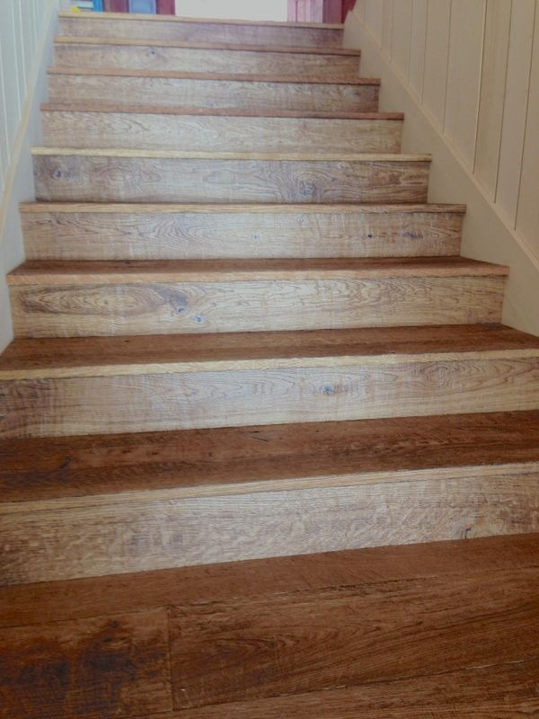 Best Solid Tread Oak Hardwood With A Square Edge Hardwood 400 x 300