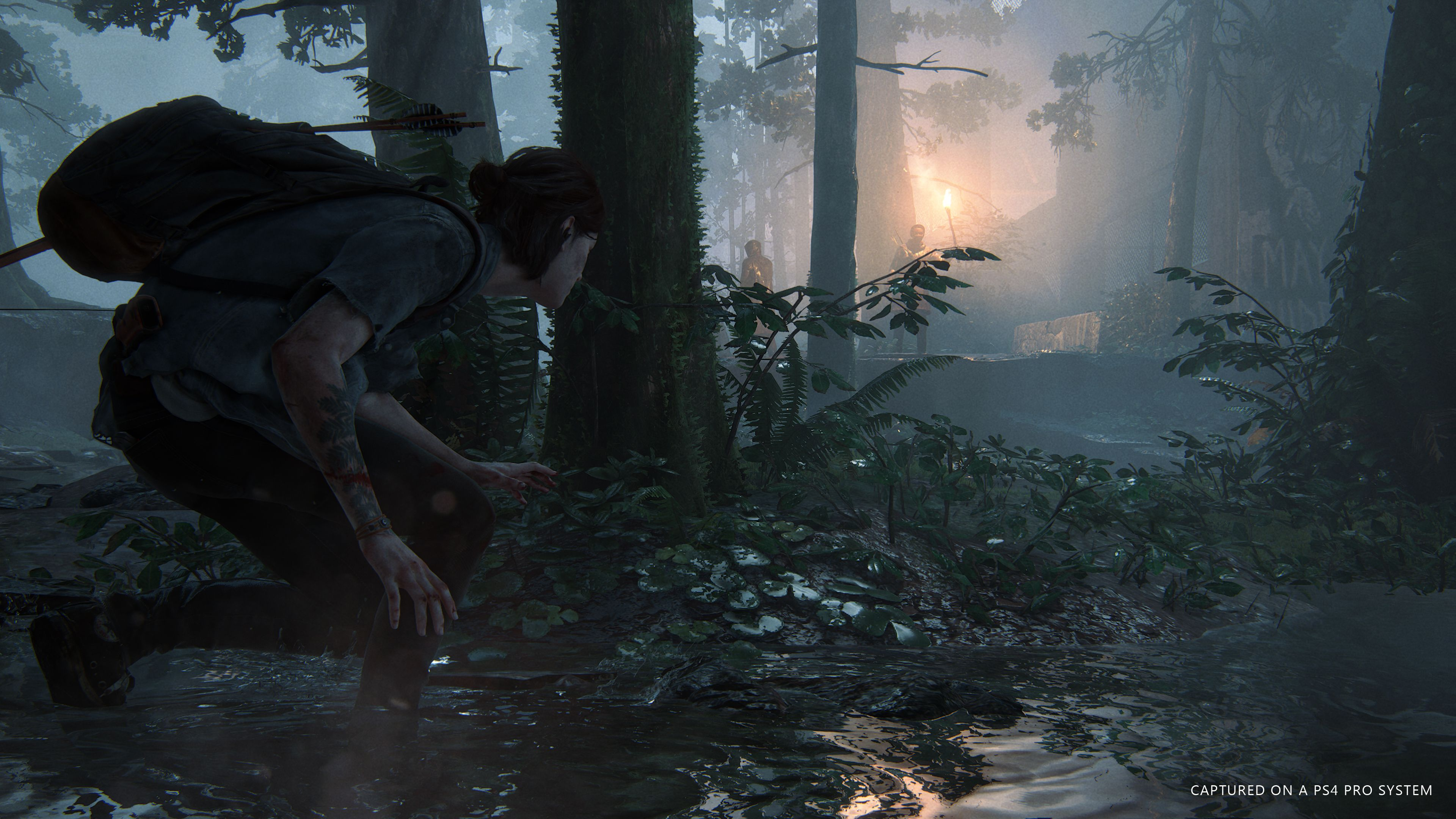 The Last Of Us Part Ii Screenshots Captured On Ps4 Pro Are Gritty And Beautiful The Last Of Us E3 2018 Uncharted