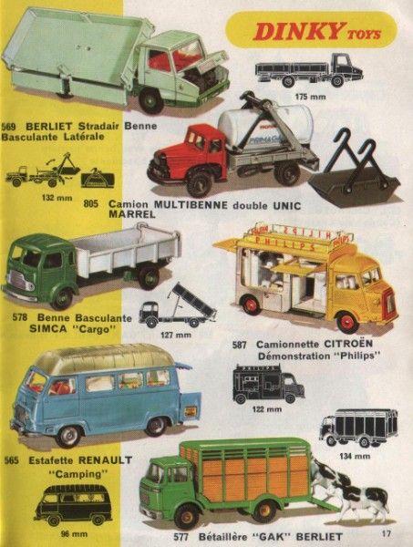 CATALOGUE DINKY TOYS 1970 - car-collector