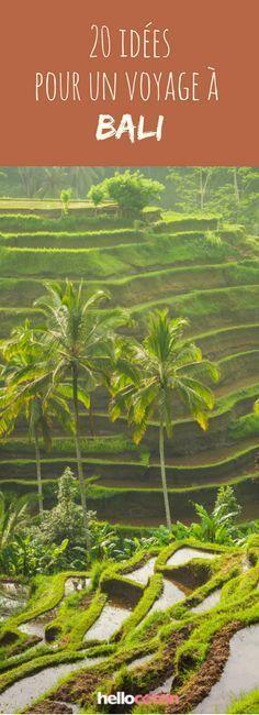 Que faire à Bali ? 20 conseils pour organiser son voyage sur l'île des Dieux ! #voyage #roadtrip #Bali #îledesdieux