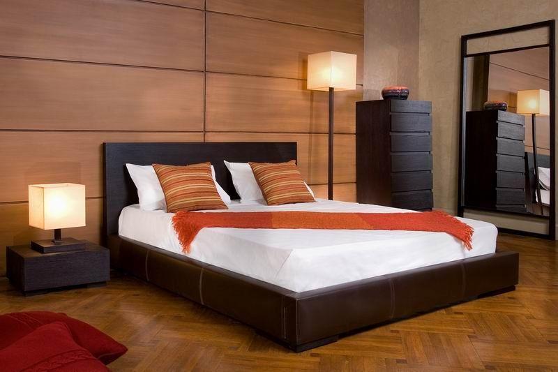 Modern Bedroom Furniture Design Ideas Enchanting Classybedroomfurnituredesignswoodenwallbrownfurniture Design Ideas