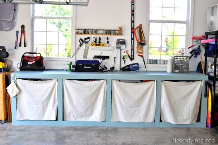 Ideas For Organizing Garage Inexpensively Part - 32: 10 Inexpensive Tips To Organize The Garage