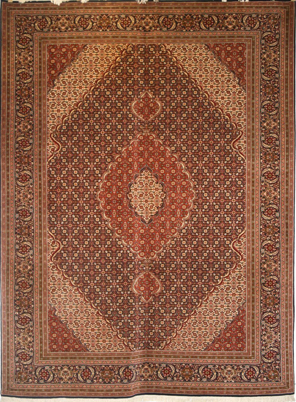 Designs Of Carpets mahi tabriz rug - wool & silk - 60 raj - £12,495 | persian