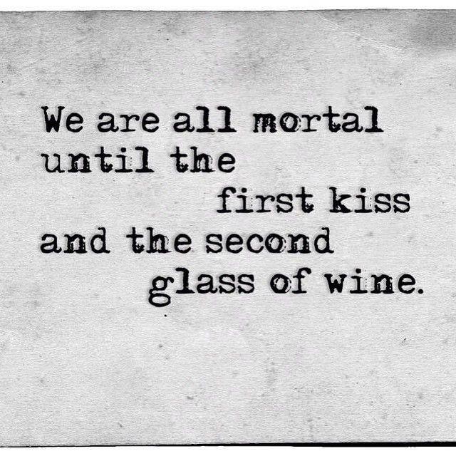 Immortalità #winelovers