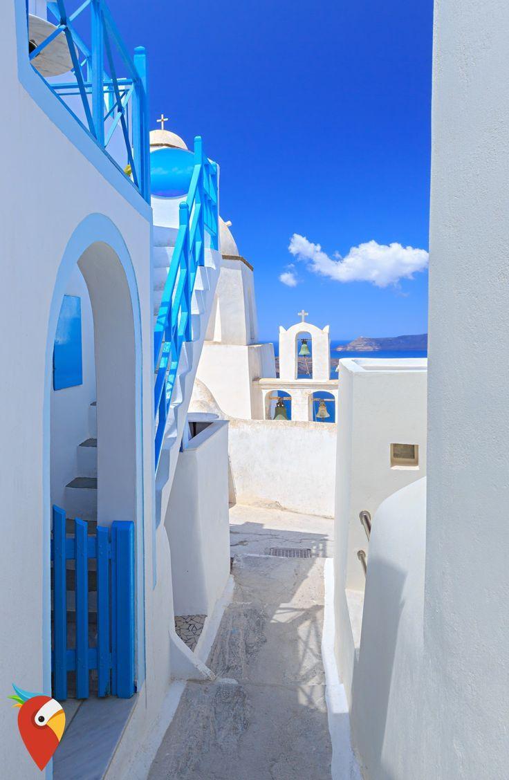 Diese Insel ist ein Traum: 7 Tage Santorini ab 380€ mit Frühstück & Flügen -