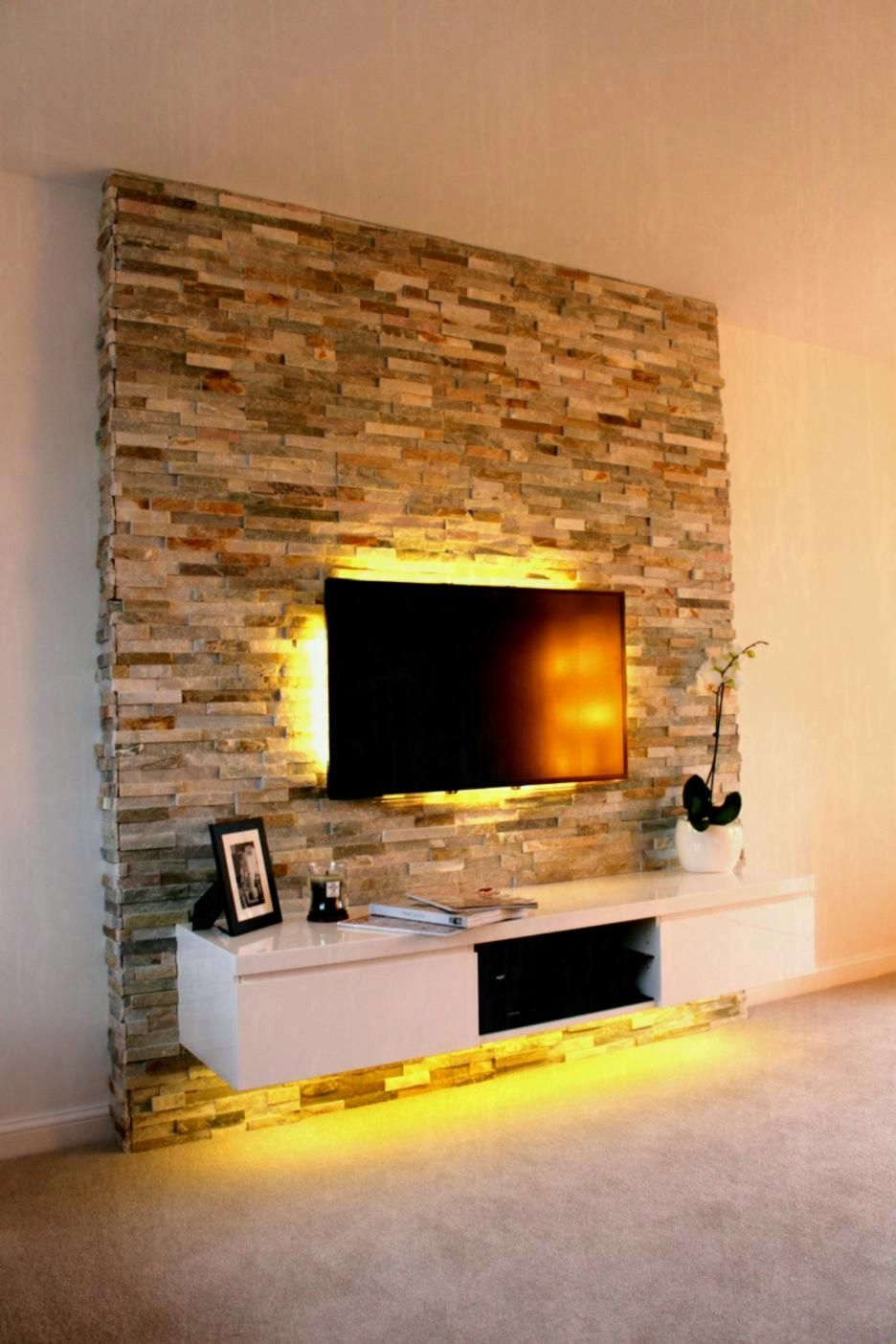 Large Size Of Living Room Modern Tv Feature Wall Design Ideas