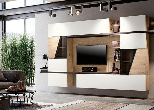 Photo of parete attrezzata salotto – Cerca con Google