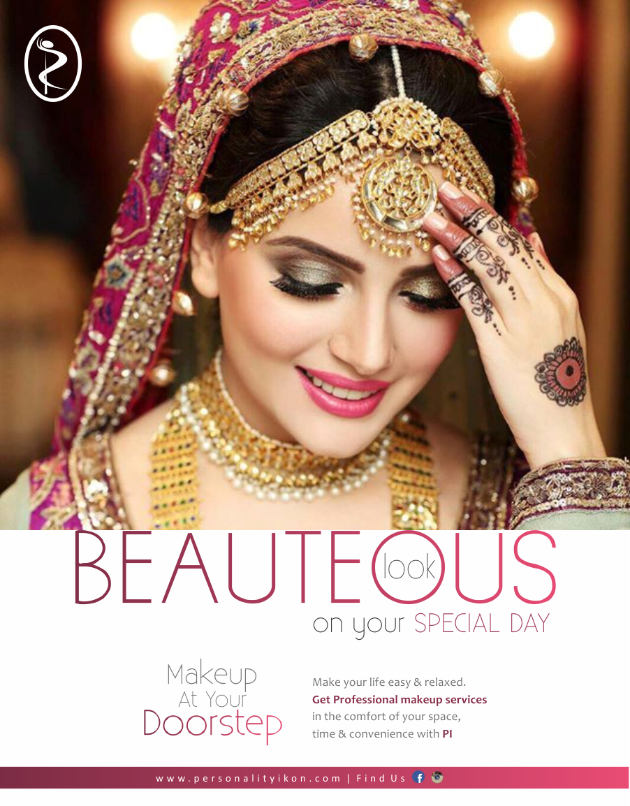 Thankyou Best Beauty Salon In Kanpur Beautiful Indian Brides Bride Beauty Bridal Pictures