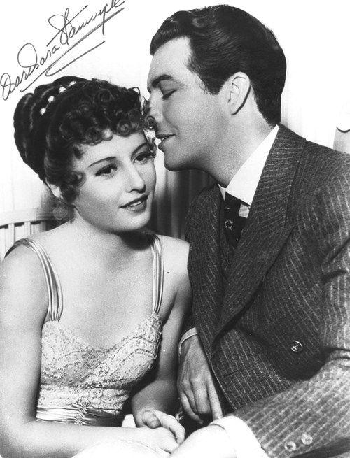 Nick ? Nicky ? Barbara Stanwyck y Robert Taylor