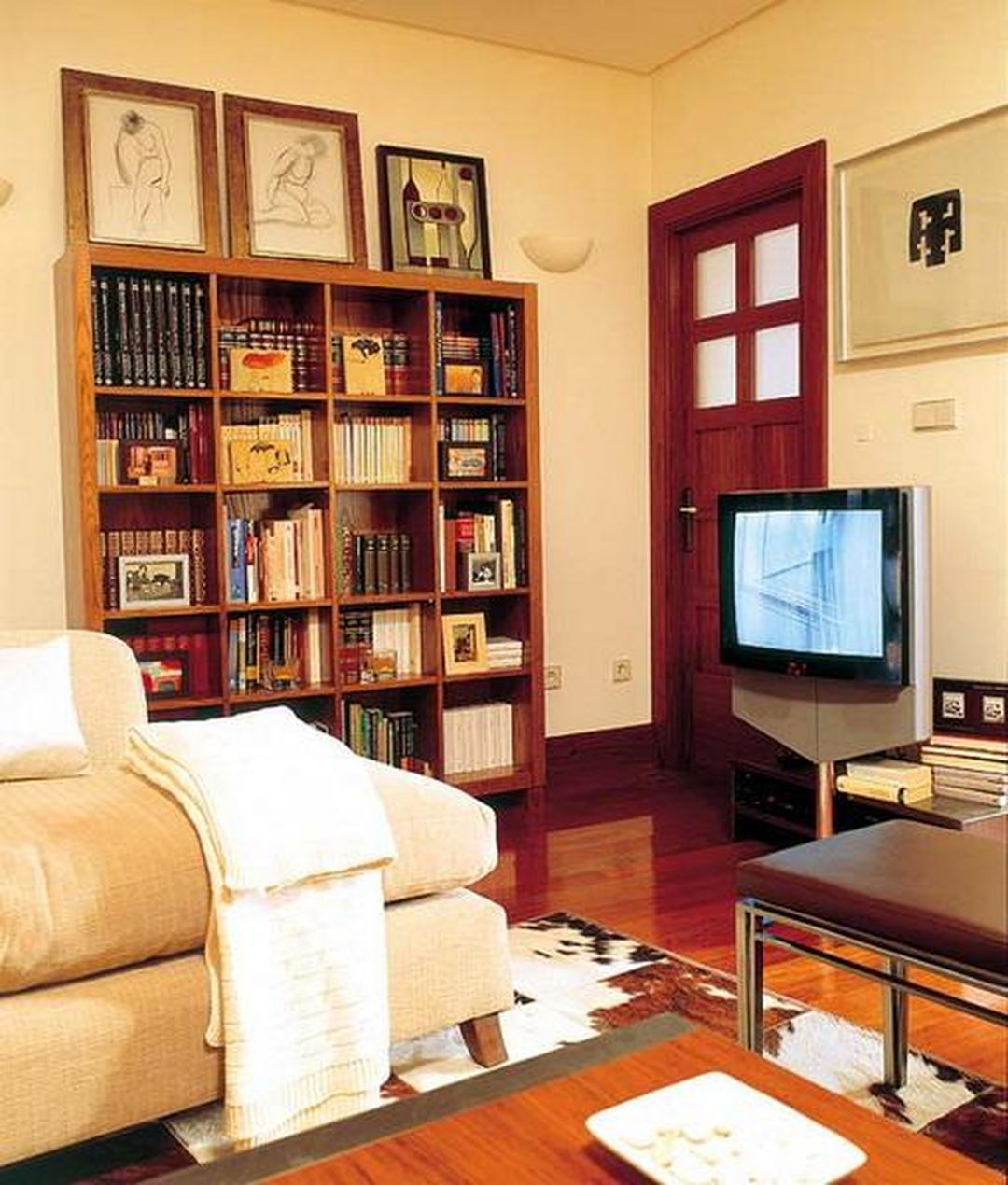 Top 20+ Small Home Library Design Ideas For Inspiration   Library ...