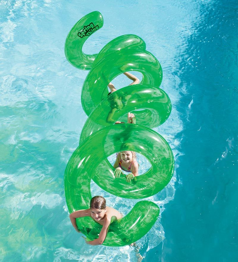 Spring Thing Inflatable Pool Toy by Swimline | For My ...