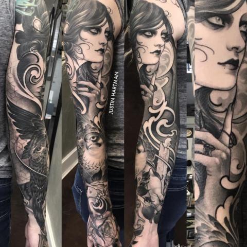 Baroque Tattoos Baroque Tattoo Picture Tattoos Tattoos