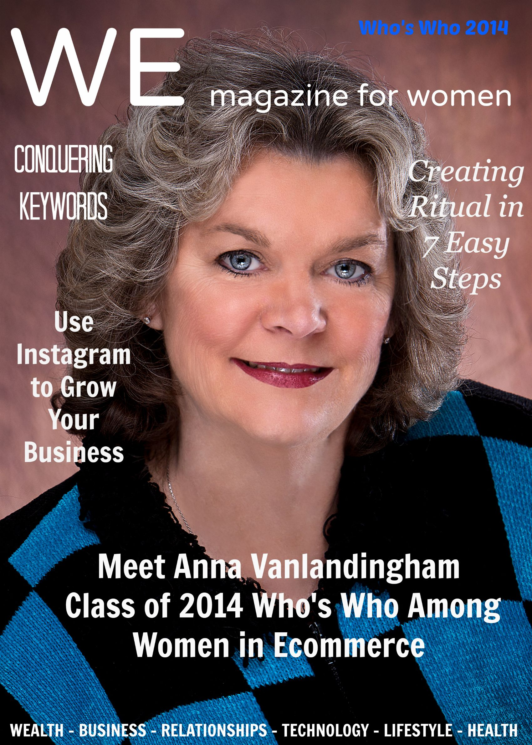 Congratulations to Anna Vanlandingham for making the list! To the Class of 2014 Who's Who among Women in Ecommerce... WE are so proud of you! See all the amazing women here: bit.ly/whoswho2014