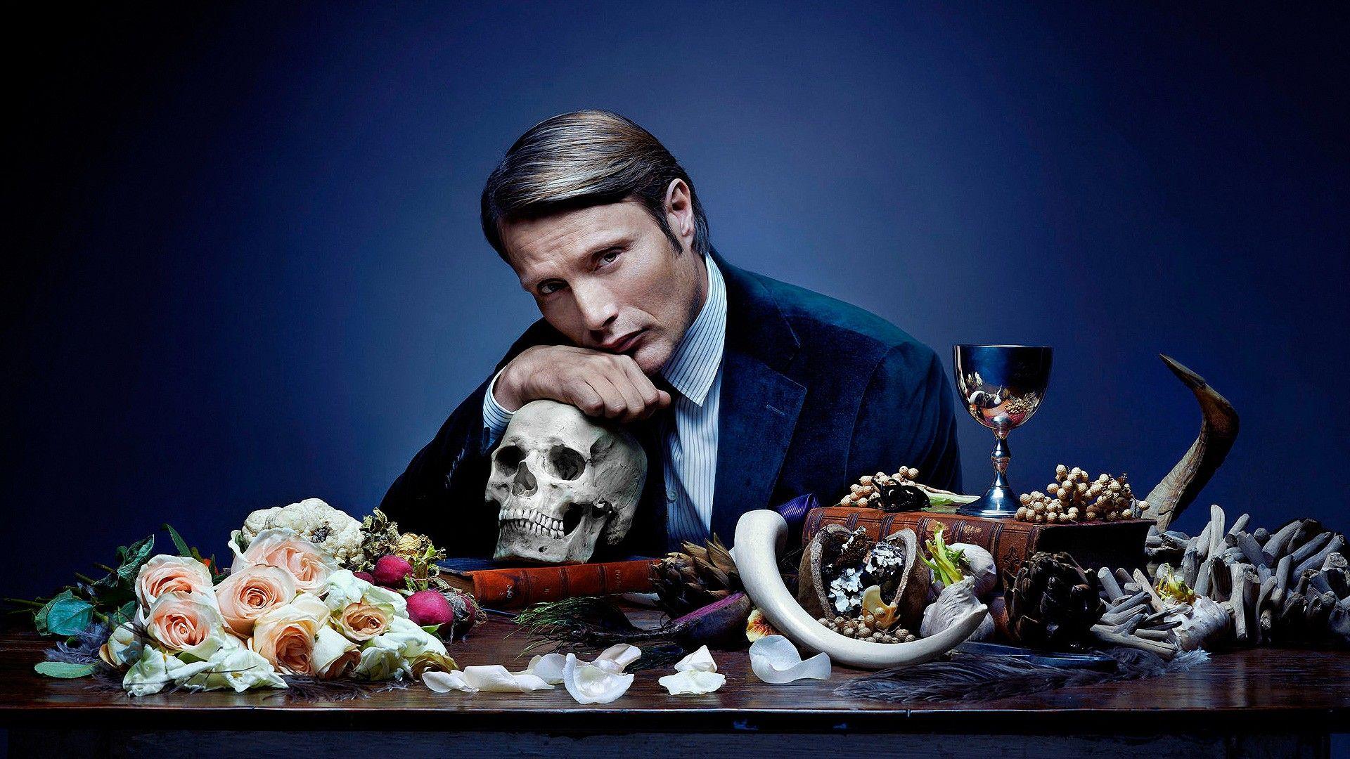 Mads Mikkelsen Wallpaper Photo Hannibal Mads Mikkelsen Hannibal Tv Series