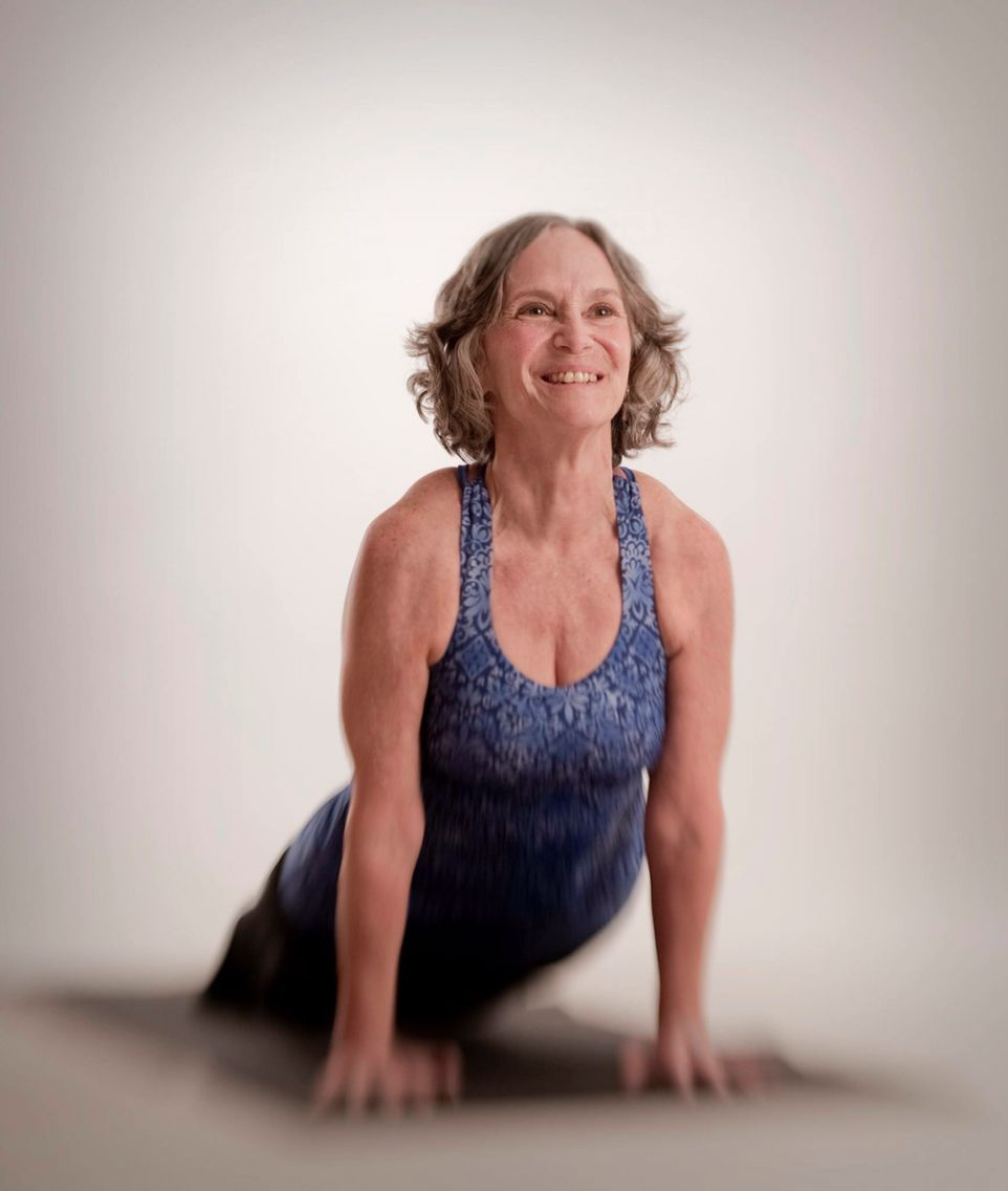 Janet Sweeney! Ashtangi, teacher
