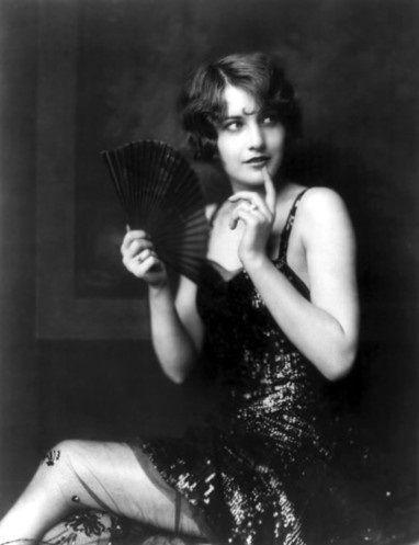 Hand Fan 1920's