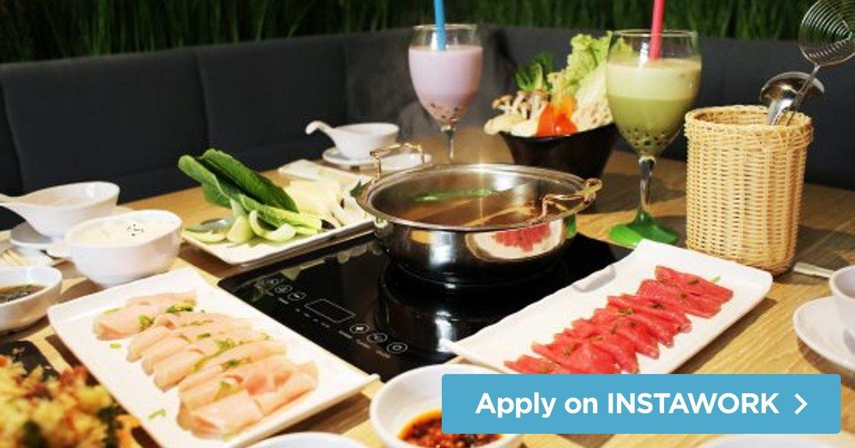 Urara Japanese Cusinie is hiring Sushi Chefs! Apply here