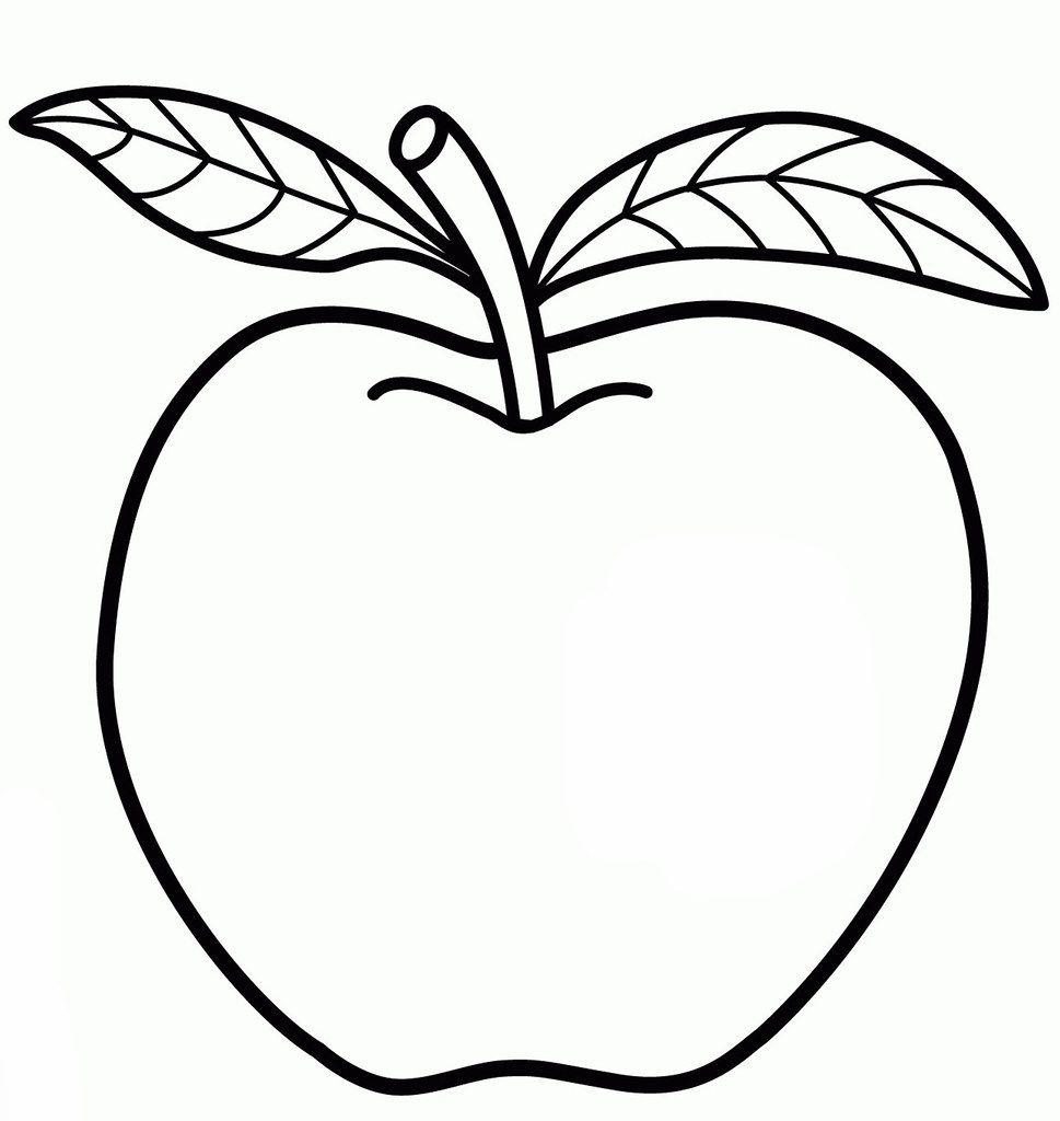 Gambar Kolase Buah Apel