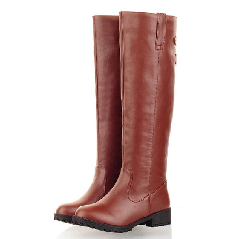 =>>Save onWomen boots 2015 new Autumn boots Fashion PU leather women high boots shoes women Knee-High Winter bootsWomen boots 2015 new Autumn boots Fashion PU leather women high boots shoes women Knee-High Winter bootsThis is great for...Cleck Hot Deals >>> http://id042357168.cloudns.ditchyourip.com/32415109972.html images