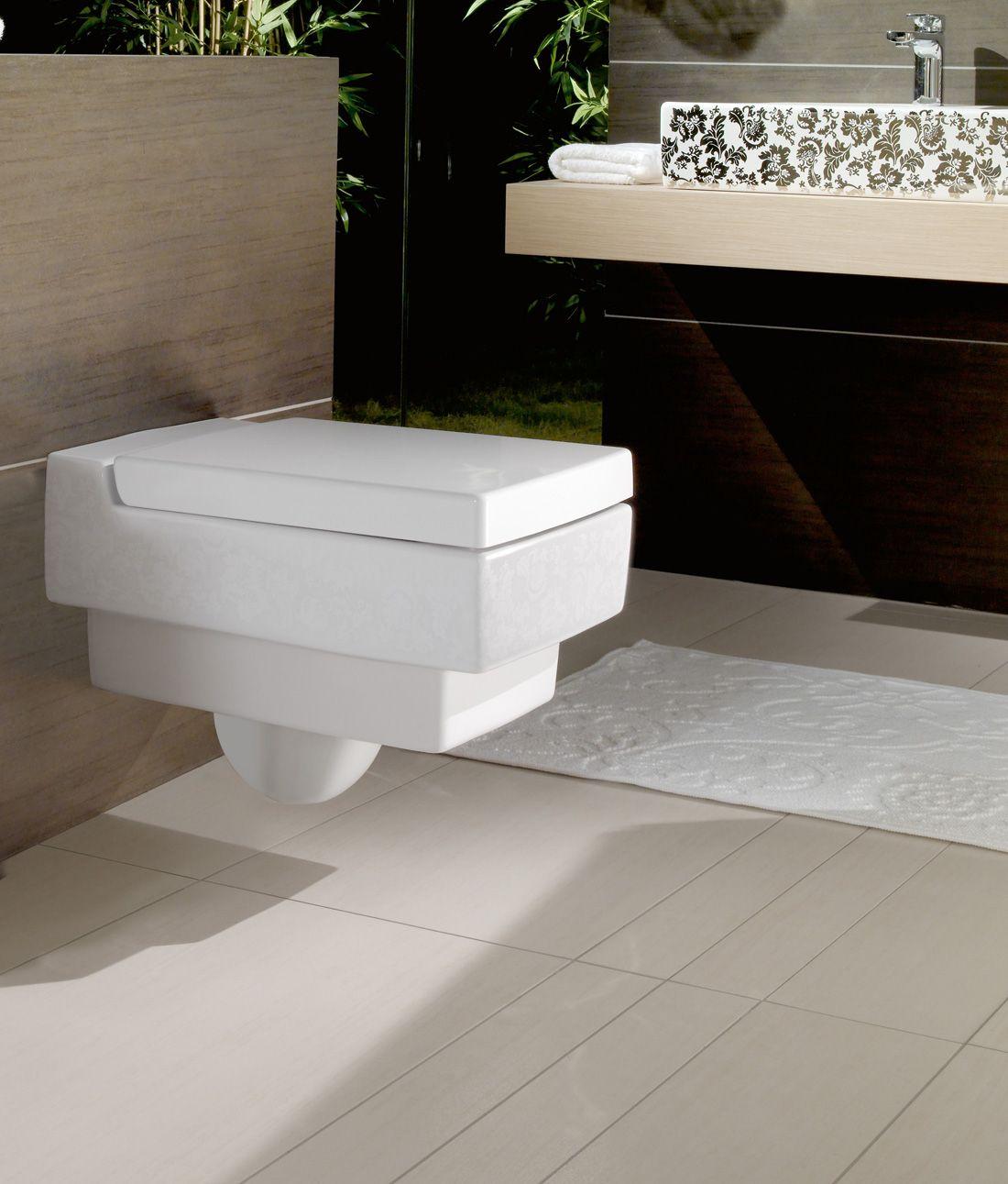 Sleek Bathroom Collection Focusing On The Essential Memento
