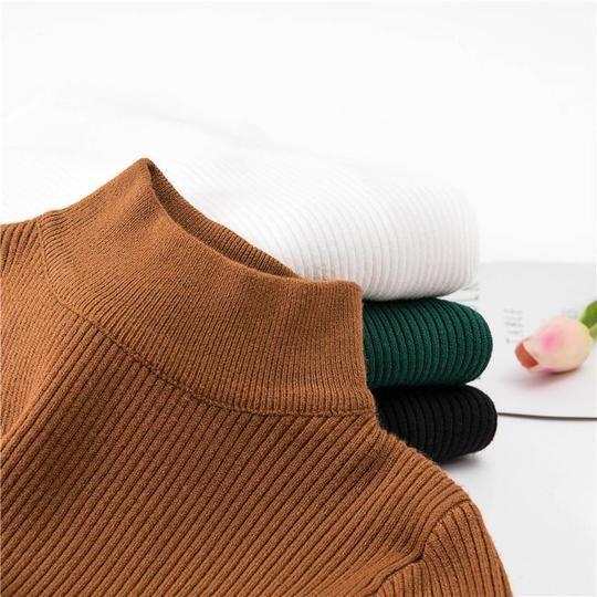 17daea65031d2b Chompas de mujer para el invierno 2018 Autumn Winter Women Sweaters an –  rodewe