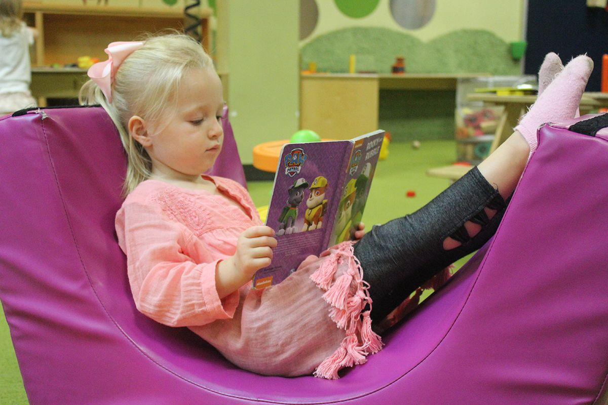 Inspire a lifelong love of books reading in your kids