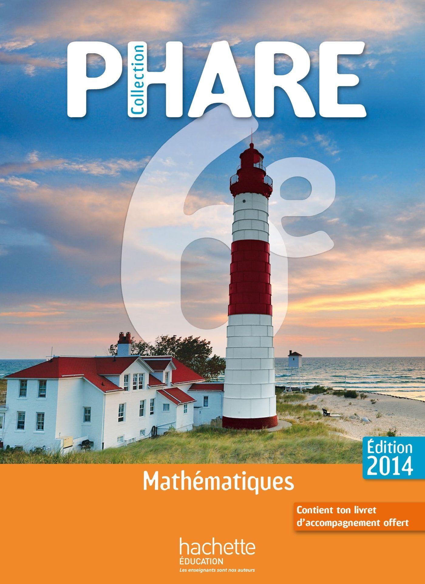 Le Phare 4eme Corrige Livre Mathematiques College