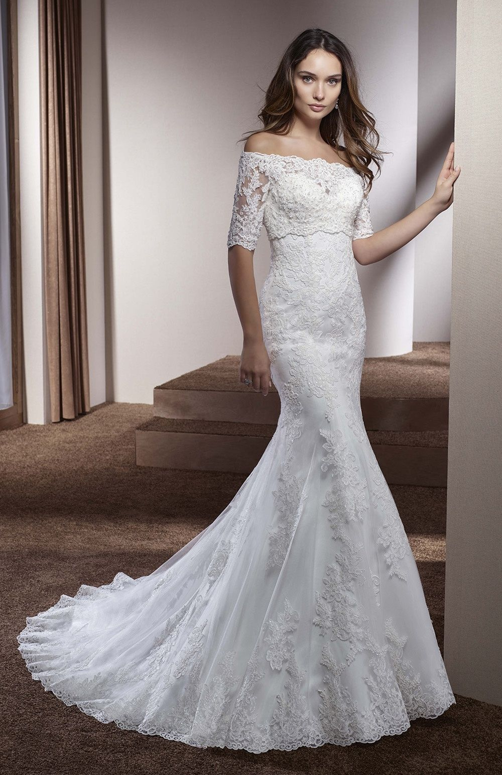 Robe De Mariee Divina Sposa 2018 Modele Nuntă Nuntă