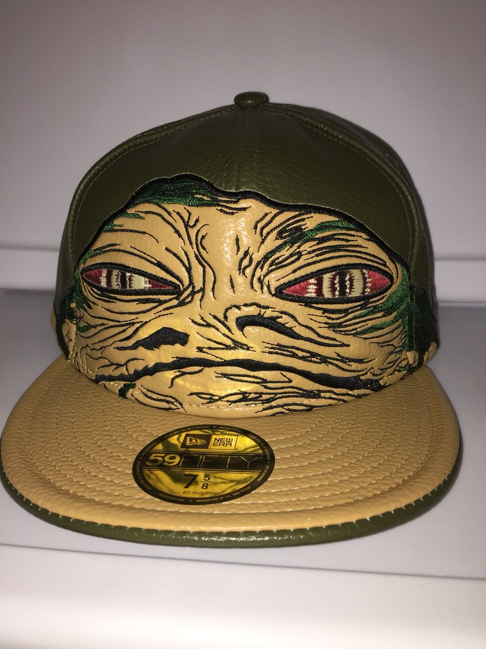New era Star Wars fitted Jabba the Hutt Hatland exclusive based on the Japanese version